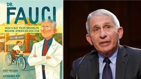 Fauci to star in children's book detailing life of nation's top infectious disease doctor