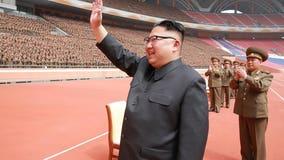 North Korea conducts short-range missile test, White House says