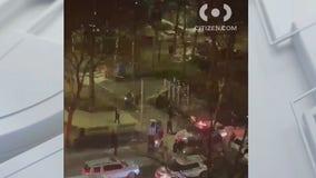 Man dies after being shot answering door in Brooklyn