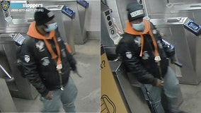 Woman attacked with sock full of coins on subway train