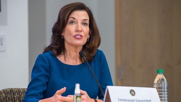 Who is Lt. Gov. Kathy Hochul, Cuomo's potential successor?