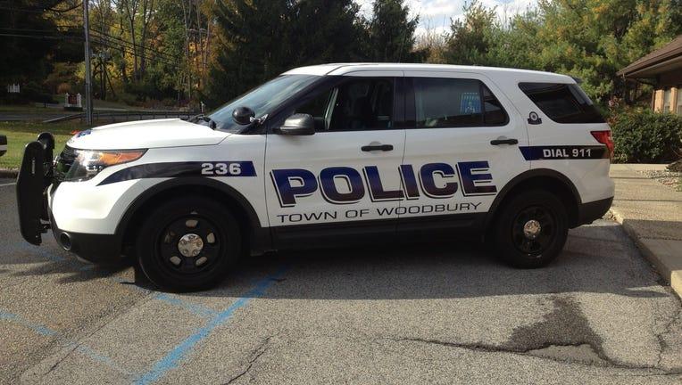 Woodbury, New York Police Department Vehicle