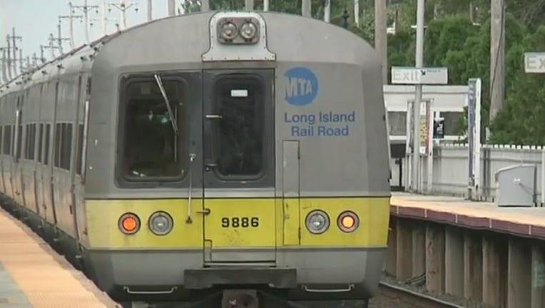 An LIRR train (File/FOX 5 NY)