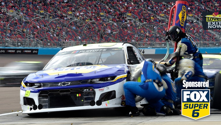 956457eb-FOX SUPER 6 NASCAR