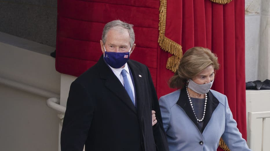 5eabaa1e-Joe Biden Sworn In As 46th President Of The United States At U.S. Capitol Inauguration Ceremony