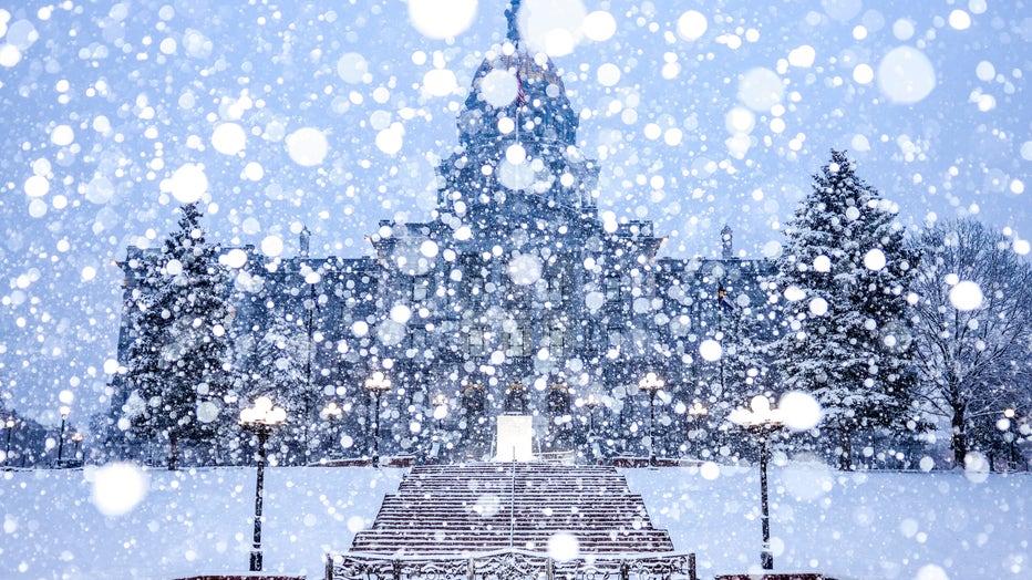 Denver Braces For Massive Snow Storm