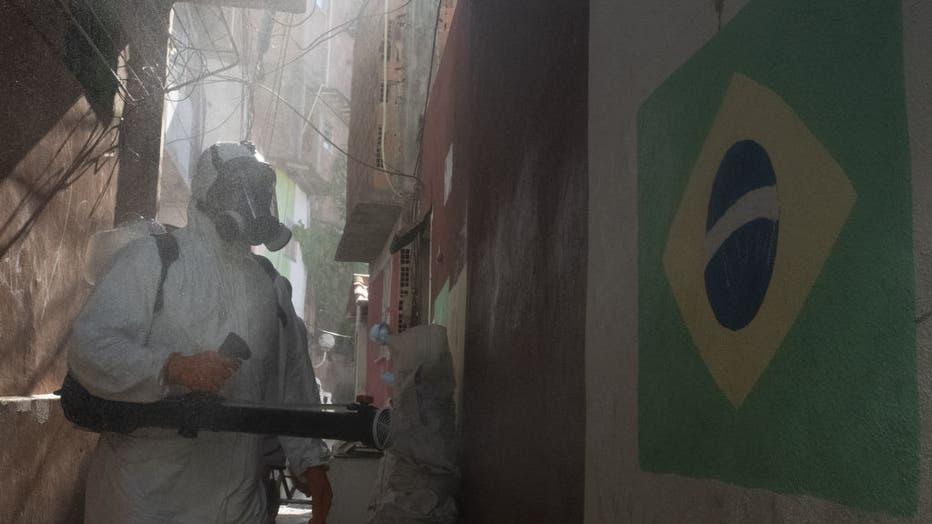 COVID-19 measures in Brazil