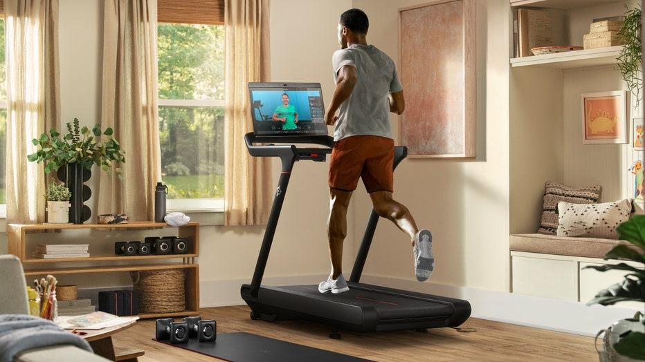 Peloton treadmill1