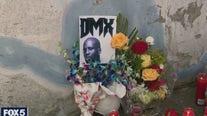 DMX vigil in Yonkers