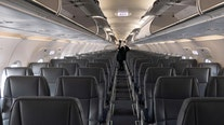 Vacant middle seats on airplanes cut COVID-19 exposure risk by up to 57%, CDC study says