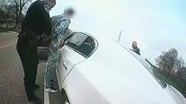 Daunte Wright shooting: Officer grabbed gun instead of taser, bodycam video released