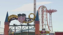 Coney Island's amusement parks reopen after a year
