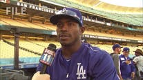 Ex-Dodger Puig responds to allegations of sexual assault taking place at Staples Center bathroom