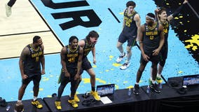 Baylor beats Gonzaga for first NCAA men's basketball championship