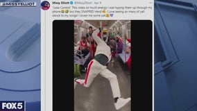 What a shout out from Missy Elliot means to subway dance crew