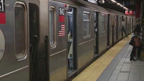 NYPD says subway crime is at record low, but riders still wary