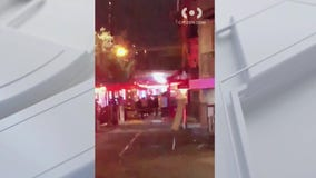 2 men shot while dining outside Peter Luger Steak House in Brooklyn