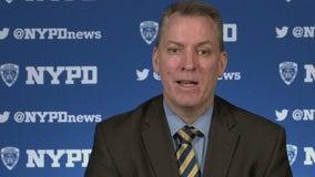 NYPD prepares for Chauvin verdict