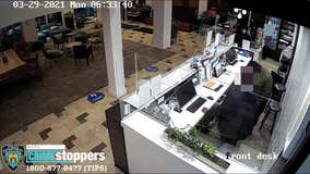 Suspects wanted in armed robbery at Staten Island hotel