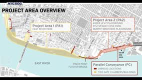Manhattan coastal protection plan under cloud of controversy