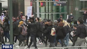 March on Broadway: Performers protest work environment