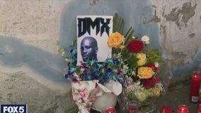 Rapper DMX remembered at prayer vigil on Yonkers street