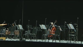 NY Philharmonic hosts first performance in 13 months to small crowd at The Shed