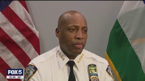 Chief Rodney Harrison never thought he would be a police officer