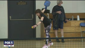 Pickleball grows in popularity during pandemic