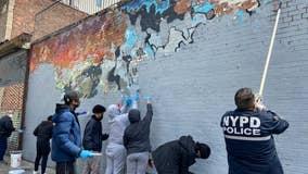 NYPD kicks off graffiti clean-up effort across NYC