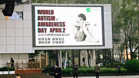 'Light it up blue': April 2 is World Autism Awareness Day