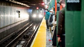 Subway ridership tops 2 million, nearly half of pre-pandemic levels
