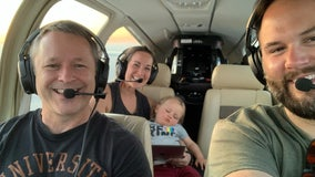 Pilot flies family kicked off Southwest flight over face mask to Austin