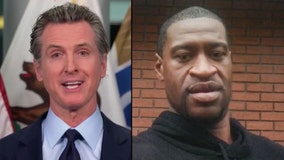 Newsom: 'If George Floyd looked like me, he'd still be alive today'