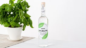 Manhattan distillery releases limited basil-infused vodka for Earth Day