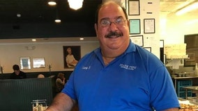 Gary Bimonte, owner of New Haven's Frank Pepe Pizzeria, has died