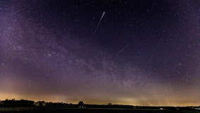 Lyrid meteor shower to light up night sky in April — here's how to watch