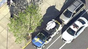 TV station news vehicle stolen in Manhattan