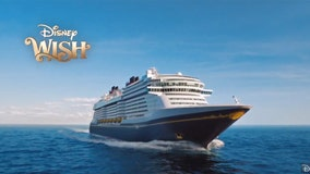 Disney Wish cruise ship unveiled by Disney Cruise Line
