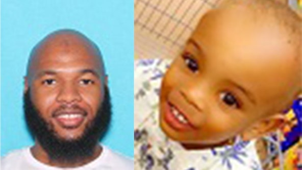 Amber Alert: Pa. State Police searching for missing boy, 2, last seen with father in Philadelphia