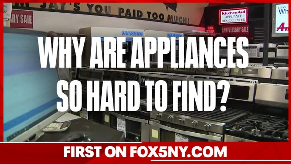 Appliance shortages continue during pandemic