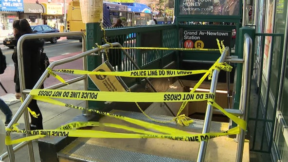 Subway crime on the rise in NYC