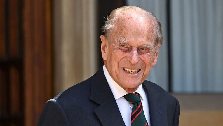 Prince Philip, Duke of Edinburgh attends a ceremony at Windsor Castle on July 22, 2020 in Windsor, England. (Photo by Pool/Max Mumby/Getty Images)