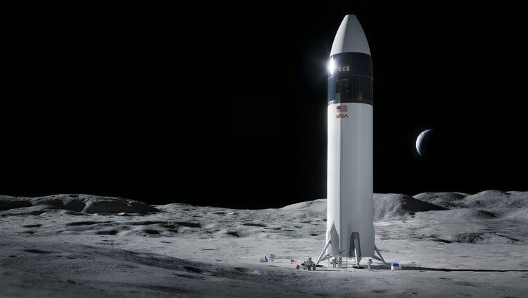 SpaceX HLS Starship-Artemis