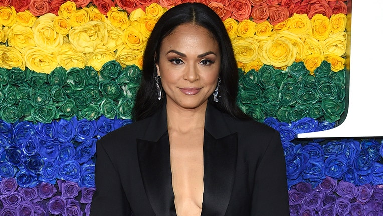 Karen Olivo arrives at the 73rd annual Tony Awards on June 9, 2019, in New York. (Photo by Evan Agostini/Invision/AP, File)
