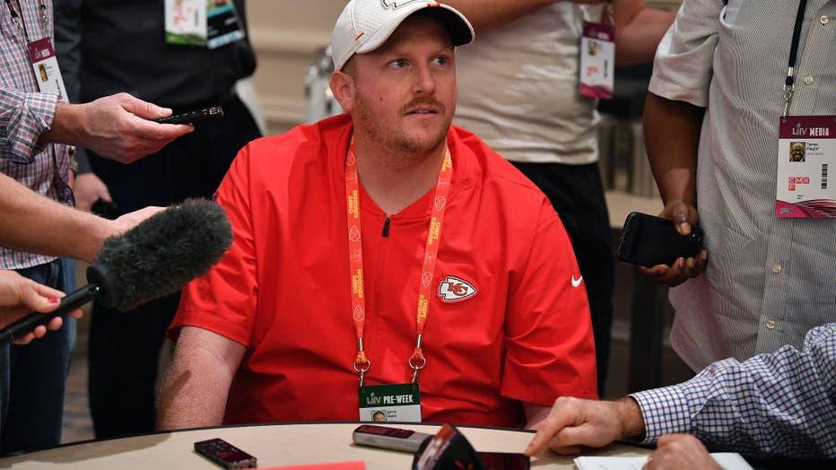 422f6734-Kansas City Chiefs Media Availability