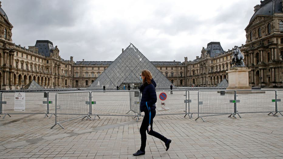 Parisian Life A Year On Since The First Lockdown
