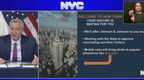 NYC to vaccinate tourists