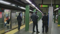 2 assaults at Times Square subway station