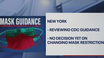 Adapting to the CDC's new mask guidelines